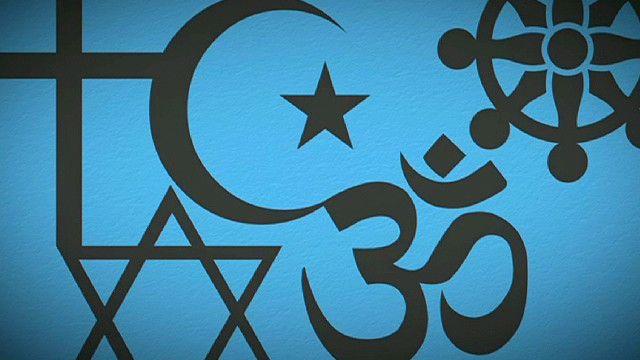 تعدد الديانات