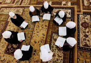حلقة قرآن
