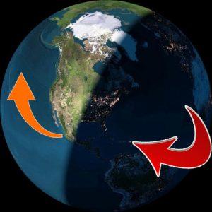 تسطُّح شكل الأرض لا ينفي كرويتها!