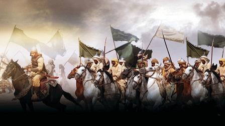المرأة العربية في المعركة