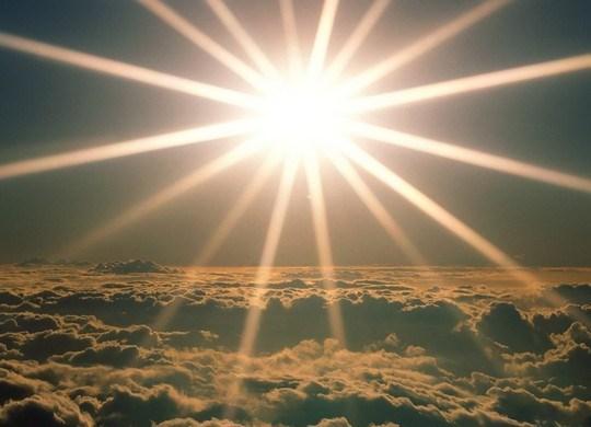 نور الشمس